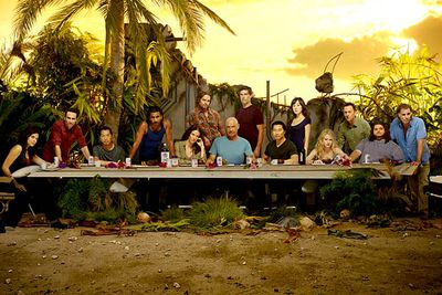 """<b>When it finished:</b> 2010.<br/><br/><b>Why it sucked:</b> Though its creators insisted <i>Lost </i>was a series built on characterisation, its overarching mysteries were what got people talking. Sadly, very few of them were answered by the time the finale rolled around. Instead, it revealed that the """"sideways"""" universe (where the plane crash that started the series never happened) was actually some sort of afterlife/purgatory/limbo/whatever. Which makes zero sense, and is totally lame."""