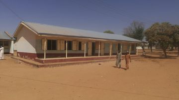 Government Science Secondary School in Kankara, Nigeria