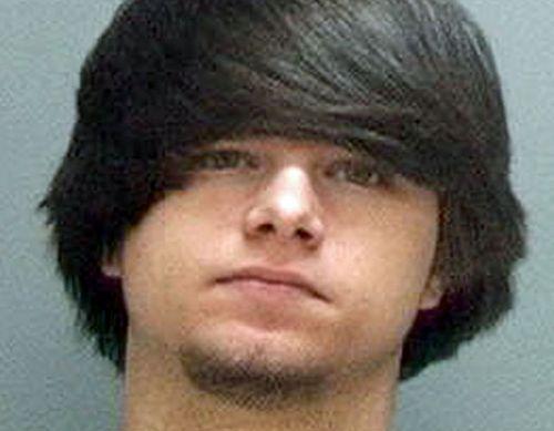 The mugshot of Cody Lee Jackson. (Photo: AP).