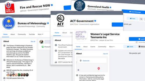 , Morrison takes Facebook fight to world leaders, Indian & World Live Breaking News Coverage And Updates