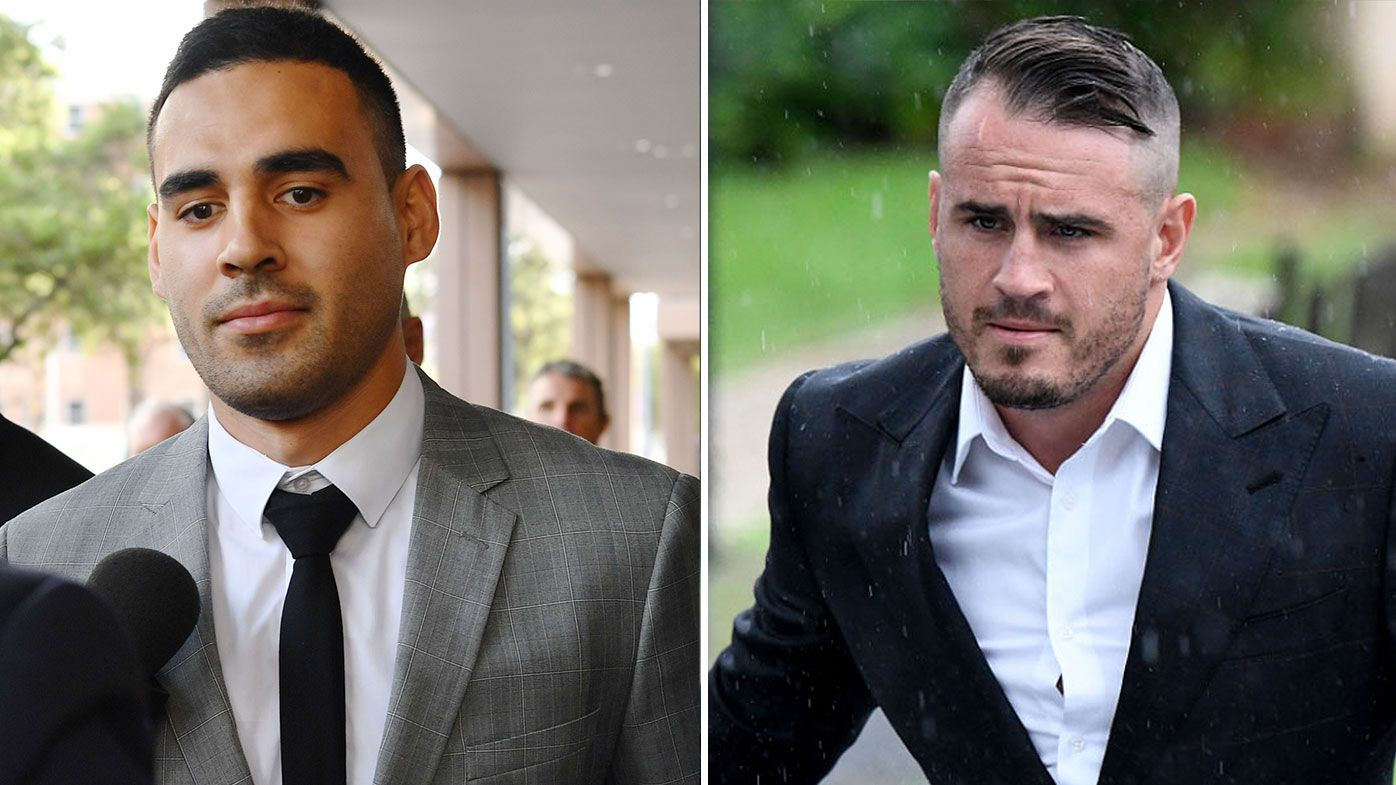 RLPA slams 'unfair' no-fault stand down policy as NRL clears May and Reynolds to play