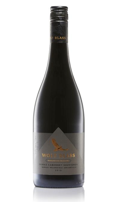 Aldi Wolf Blass Exclusive Release Shiraz Cabernet Sauvignon 2019, $14.99
