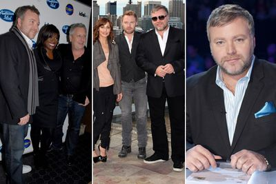 Kyle Sandilands started TV judging on Ten's <i>Australian Idol</i> from 2005 to 2009. When that came to an end, Kyle signed up as a judge on Seven's <i>Australia's Got Talent</i> and <i>The X Factor</i> for 2010. He left <i>X Factor</i> after one season, and continued with <i>AGT</i> as it crossed networks from Seven to Nine in 2013.