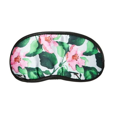 "<a href=""http://www.kmart.com.au/product/camellia-rose-print-sleeping-mask/1304370"" target=""_blank"">Camellia Rose Print Sleep Mask, $3.</a> Why? When there is a chance to sleep drop down where ever you are and pop this on."