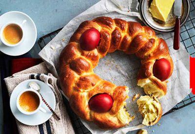 Greek Easter treats