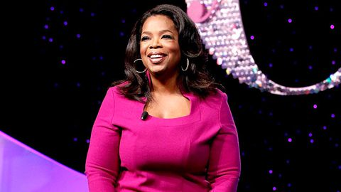 Oprah's new show off to a big start