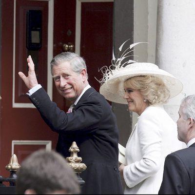 Wedding bells, April 2005