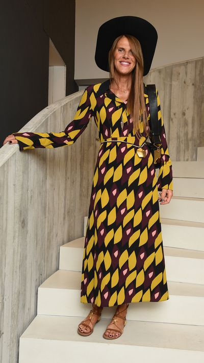 <p>Milan's It-crowd turned out for the opening of irreverant Italian label Marni's new flagship store.</p>