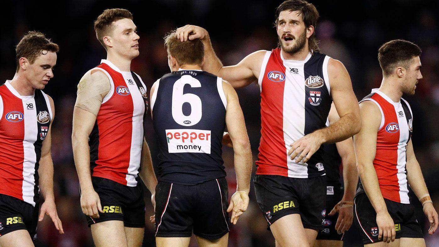 AFL: Virus strikes St Kilda ranks ahead of Crows clash