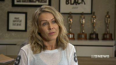 Brittney Kleyn: If Lorna Jane is faking it, she's doing a pretty convincing job