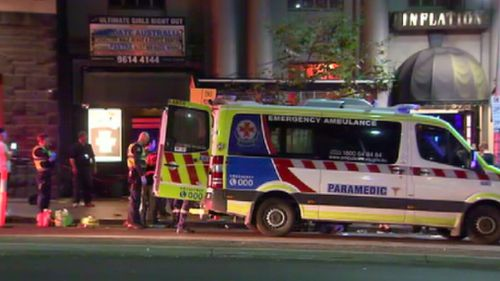 Emergency services were called to the club about 3am. (9NEWS)