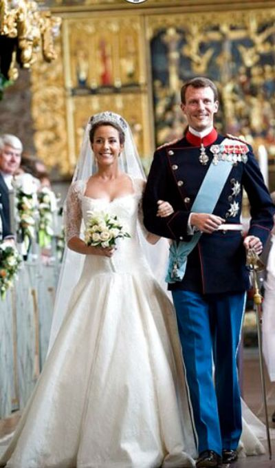 Prince Joachim marries Marie Cavallier, 2008