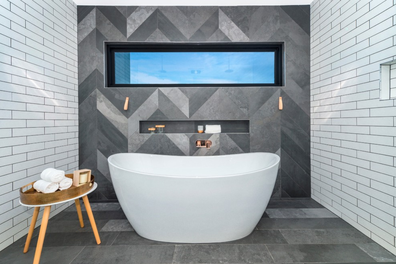 Sensational 8 Beautiful Bathroom Tile Trends And How To Use Them At Home Download Free Architecture Designs Scobabritishbridgeorg