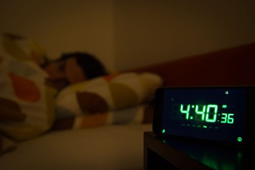 The study suggests there may be a sweet spot between getting too much and getting too little sleep. Picture: AAP