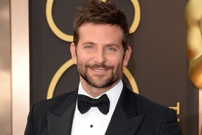 Here's a silver lining to Bradley's playbook! From <i>The Hangover Part III</i> to <i>Silver Linings Playbook</i> to <i>American Hustle</i>, Bradley delivers box-office returns whether in big or smalls films. He'll be next on screen as teh voice of Rocket Raccoon in Marvel's <i>Guardians of the Galaxy</i>. On fire, Cooper!