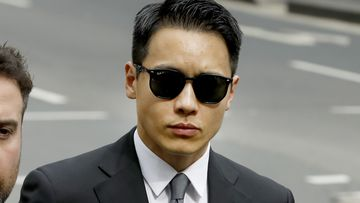 Chinese actor Yunxiang Gao (Pictured) and producer Jing Wang, both 37, have pleaded not guilty to raping the woman at the Shangri La Hotel following the wrap party for a TV series filmed in Australia.