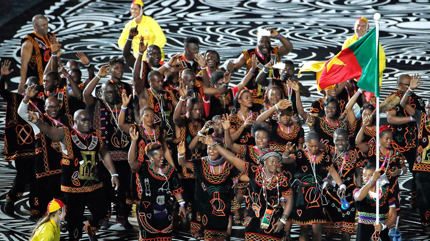 Cameroon at Commonwealth Games