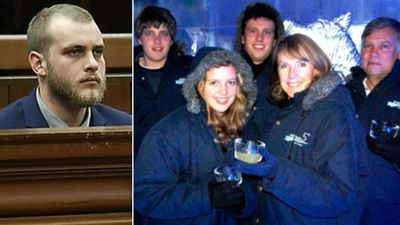 Former Perth schoolboy guilty of family's axe murders
