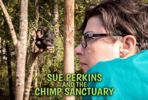 Sue Perkins and the Chimp Sanctuary