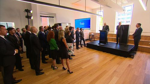 The Duke said the South Australian government's support of the hub is vital for the state's entrepreneurs.
