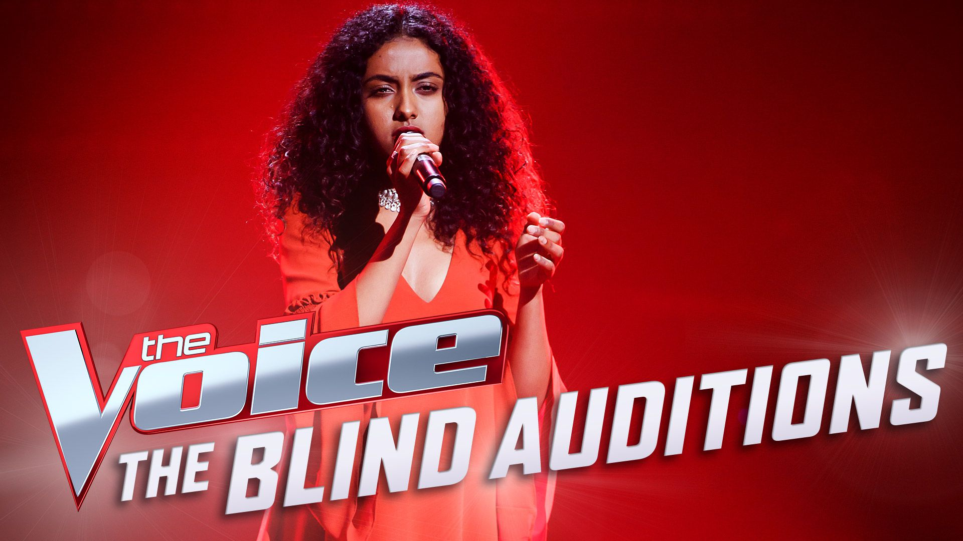 Image result for sharin attamimi the voice