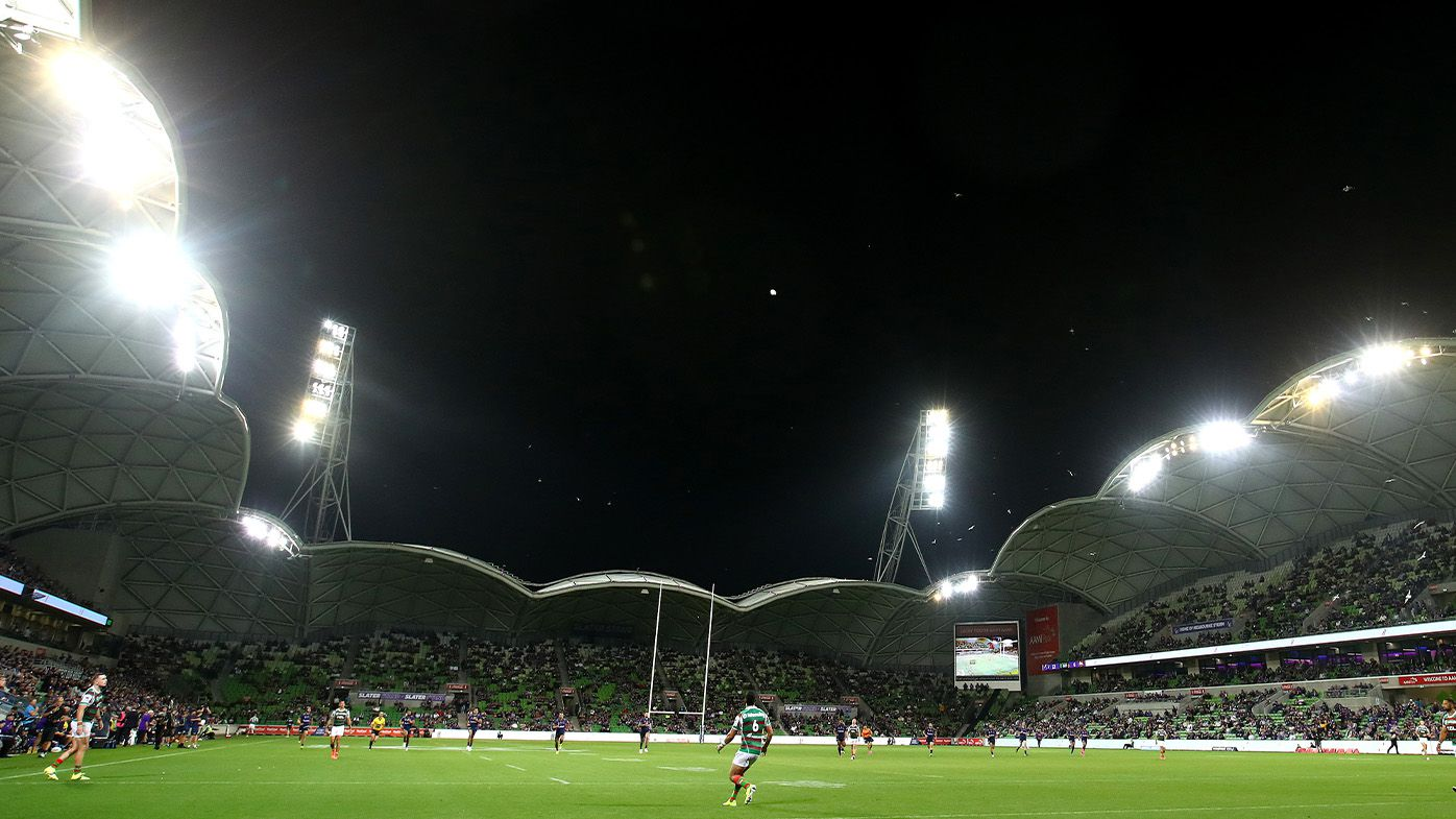 Melbourne Storm set to play Brisbane Broncos at AAMI Park despite COVID-19 outbreak