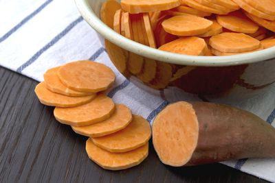 <strong>Sweet potatoes</strong>