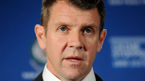 NSW Premier Mike Baird announced yesterday that terminally-ill patients would soon be able to use cannabis without fear of being charged in NSW. (AAP)
