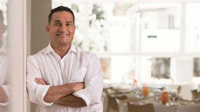 Celebrity chef Peter Kuruvita