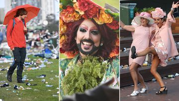 The good, the bad and the stumbling at the Melbourne Cup