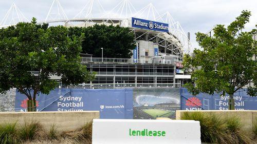 News Sydney Allianz Stadium snap protest over demolition plans