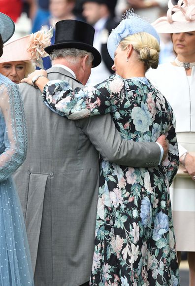 Zara Tindall is the eldest grandchild of the Queen.