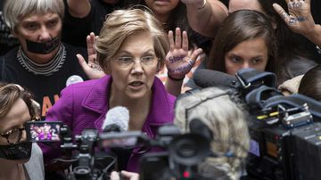 Elizabeth Warren is a likely candidate to face Donald Trump in the 2020 election.