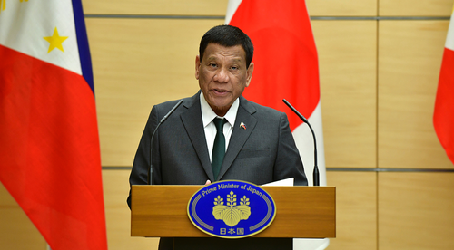 Philippines slams 'intrusions' by UN panel