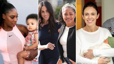 The most touching celebrity 'mum moments' of 2018