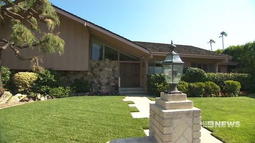 Last sold in 1973 it is up for sale for $2.5m. Picture: 9NEWS