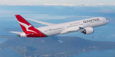 Qantas' named travellers' favourite airline in Australia for third year running
