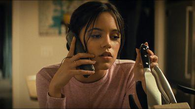 Jenna Ortega in 2022's Scream