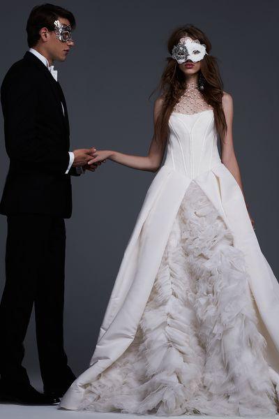 Evelina dress, Vera Wang 2017 Bridal Collection