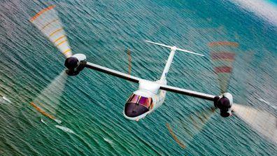 civilian helicopter-plane hybrid