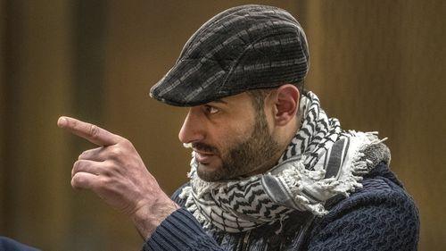 Khaled Majed Abd'el Rauf Alnobani