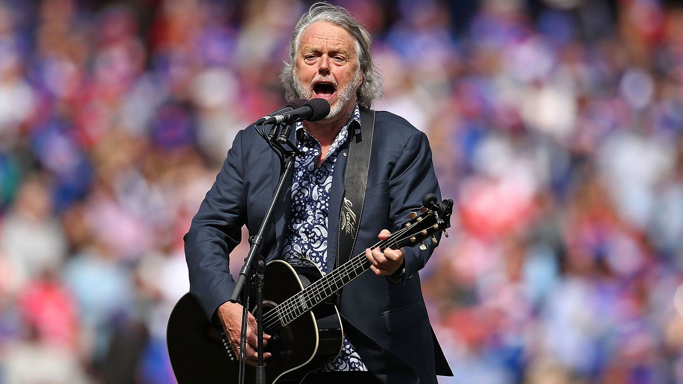 AFL Grand Final will feature Mike Brady singing 'Up There Cazaly' from empty MCG