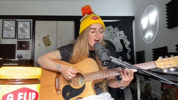 Aussie musician G Flip covers Vegemite's iconic jingle