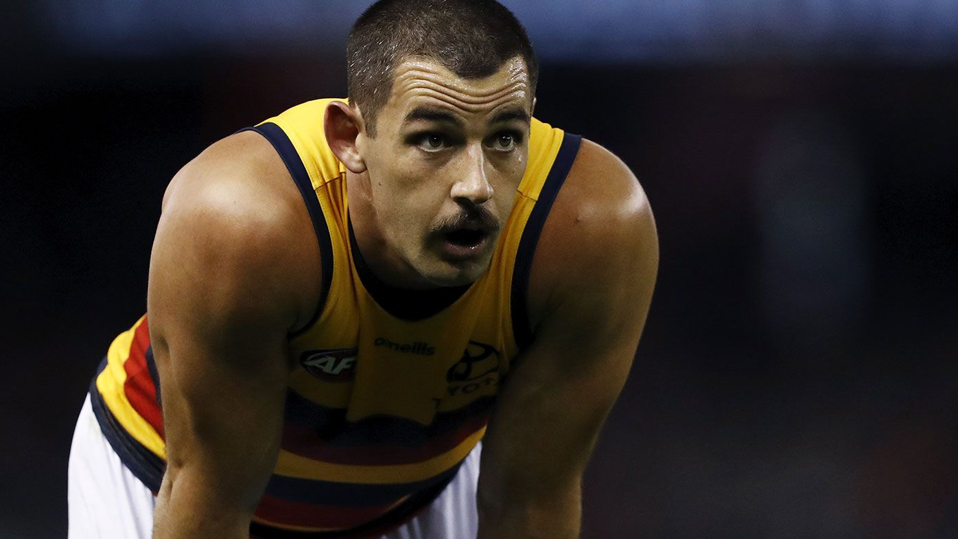 Taylor Walker an 'emotional wreck' after racism saga, says Adelaide Crows CEO
