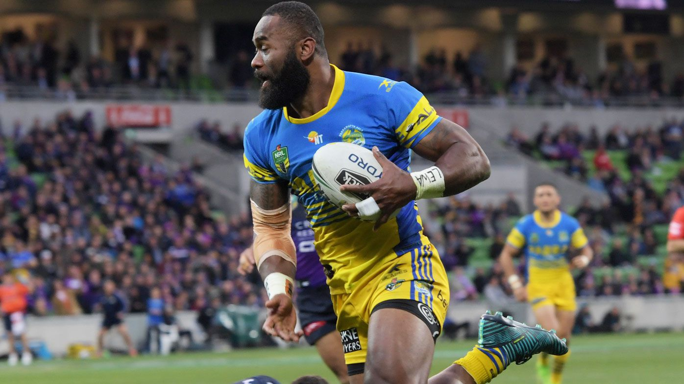 Semi Radradra stars for the Eels in 2017