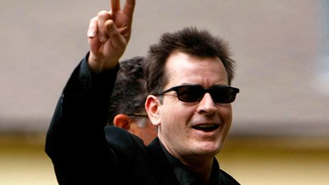 Charlie Sheen's new sitcom finds a network