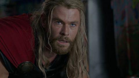 Thor: Ragnarok trailer finds comic book hero in desperate times