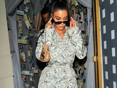 Kim K money