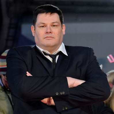 Mark Labbett, The Chase