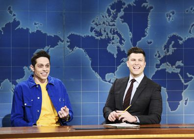 Pete Davidson and Colin Jost